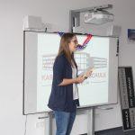 Schule ohne Rassimus Schule mit Courage - Ansprache von Leonie Fe Landeskoordination - Baden Wrttemberg