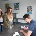 Schule ohne Rassimus Schule mit Courage - Autogrammstunde mit Philip Riefers